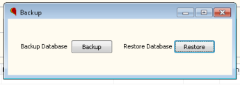Backup Form dengan lazarus